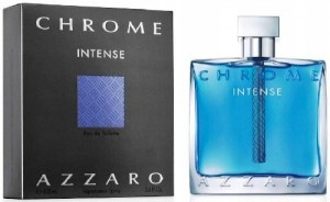 AZZARO CHROME INTENSE 100ML WODA TOALETOWA