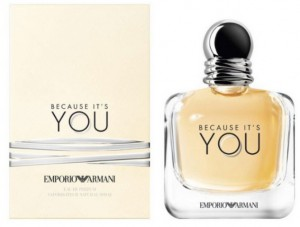 ARMANI EMPORIO BECAUSE IT'S YOU 50ML EDP
