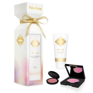 FAKE BAKE GIFT ZESTAW FLAWLESS COCONUT SERUM