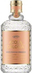 TESTER 4711 ACQUA COLONIA WHITE PEACH & CORIANDER 170ML EDC