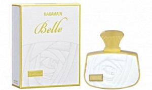 AL HARAMAIN BELLE 75ML WODA PERFUMOWANA