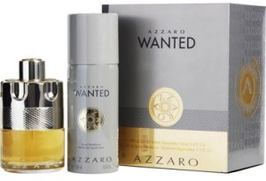 ZESTAW AZZARO WANTED 100ML EDT + DEZODORANT 150ML