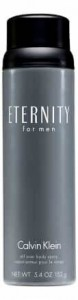 DEZODORANT W SPRAYU CALVIN KLEIN ETERNITY MEN