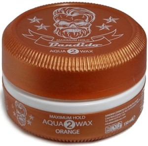 BANDIDO AQUA WAX ORANGE 2 150ML WOSK DO STYLIZACJI