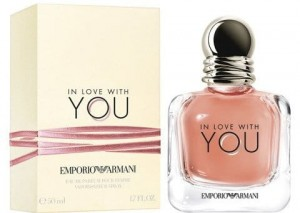 ARMANI EMPORIO IN LOVE WITH YOU 50ML EDP