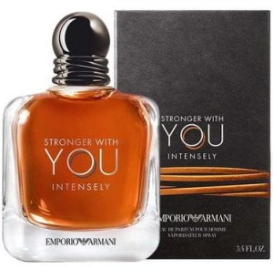 ARMANI EMPORIO STRONGER WITH YOU INTENSELY 100ML