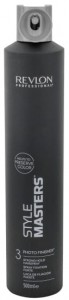 REVLON STYLE MASTERS LAKIER PHOTO FINISHER 3 500ML