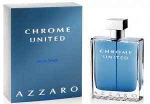 AZZARO CHROME UNITED 100ML WODA TOALETOWA