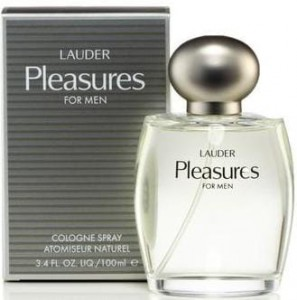 ESTEE LAUDER PLEASURES FOR MEN COLOGNE 100ML