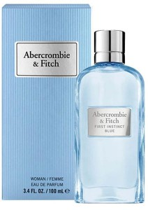 ABERCROMBIE FITCH FIRST INSTINCT BLUE WOMEN 100ML
