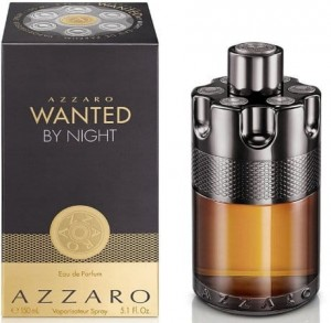 AZZARO WANTED BY NIGHT 150ML WODA PERFUMOWANA