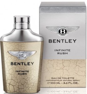 BENTLEY INFINITE RUSH FOR MEN 100ML WODA TOALETOWA