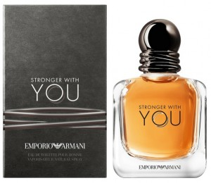 ARMANI EMPORIO STRONGER WITH YOU 100ML EDT