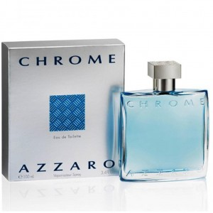 AZZARO CHROME 100ML WODA TOALETOWA