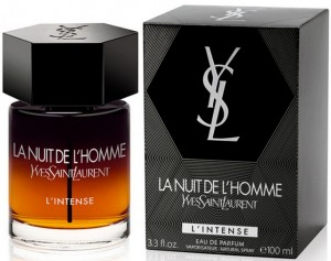YVES SAINT LAURENT L'HOMME LA NUIT INTENSE 100ML