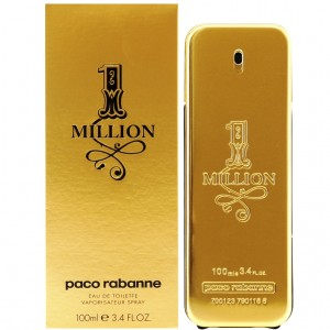 PACO RABANNE 1 ONE MILLION 100ML WODA TOALETOWA