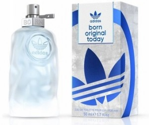 ADIDAS BORN ORIGINAL TODAY HOMME 50ML EDT