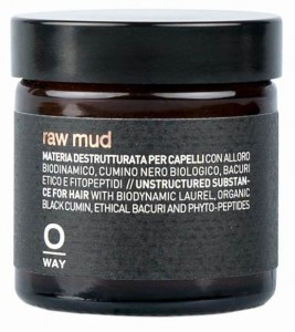 OWAY MEN RAW MUD PASTA DO WŁOSÓW 50ML