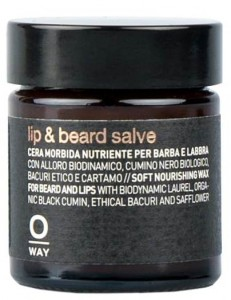 OWAY MEN ODŻYWCZY WOSK DO BRODY I UST 30ML