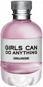 TESTER ZADIG & VOLTAIRE GIRLS CAN DO ANYTHING 90ML