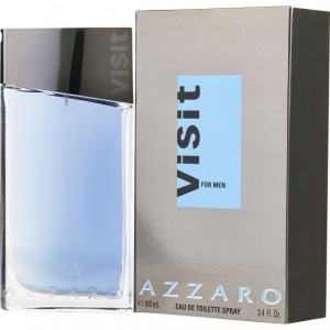 AZZARO VISIT MEN 100ML WODA TOALETOWA