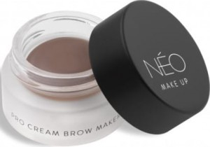 NEO MAKE UP POMADA DO BRWI PRO CREAM BROW MAKER 03 LIGHT BROWN