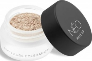 NEO MAKE UP CIENIE SYPKIE PERŁOWE PRO LOOSE EYESHADOW 08 METALLIC BEIGE