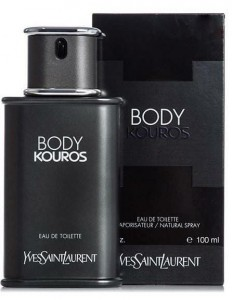YVES SAINT LAURENT BODY KOUROS 100ML EDT