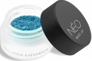 NEO MAKE UP CIENIE SYPKIE PERŁOWE PRO LOOSE EYESHADOW 11 METALLIC CAMELEON