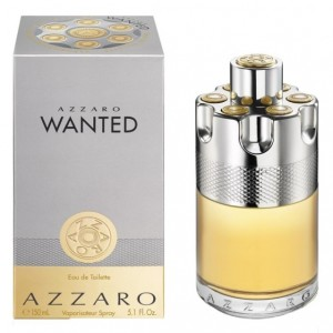 AZZARO WANTED 150ML WODA TOALETOWA