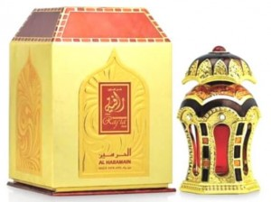 AL HARAMAIN RAFIA GOLD 20ML PERFUMY W OLEJKU