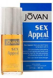 JOVAN SEX APPEAL FOR MEN 88ML WODA KOLOŃSKA