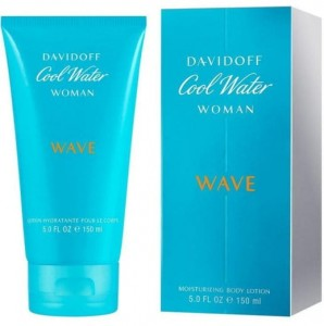 BALSAM DO CIAŁA DAVIDOFF COOL WATER WAVE WOMAN 150ML