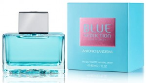 ANTONIO BANDERAS BLUE SEDUCTION WOMEN 80ML EDT
