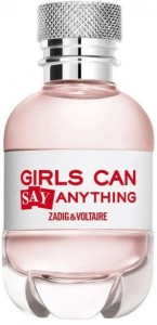 TESTER ZADIG & VOLTAIRE GIRLS CAN SAY ANTYTHING 90ML EDP