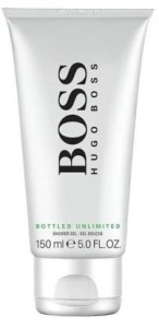 ŻEL DO KĄPIELI HUGO BOSS BOTTLED UNLIMITED 150ML