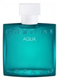 TESTER AZZARO CHROME AQUA 100ML EDT