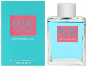 ANTONIO BANDERAS BLUE SEDUCTION WOMEN 200ML EDT