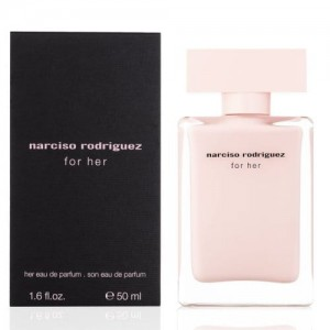NARCISO RODRIGUEZ FOR HER 50ML WODA PERFUMOWANA