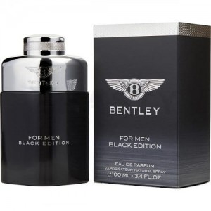 BENTLEY BLACK EDITION FOR MEN 100ML EDP