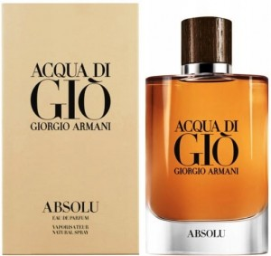ARMANI ACQUA DI GIO ABSOLU 40ML EDP