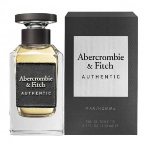 ABERCROMBIE & FITCH AUTHENTIC MEN 100ML WODA TOALETOWA
