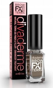 DIVADERME BROWFX II PUDER DO BRWI POPIELATY BLOND