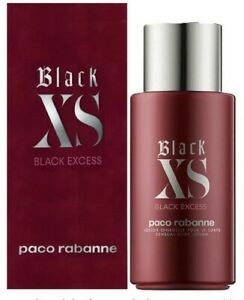 BALSAM DO CIAŁA PACO RABANNE BLACK XS FOR HER 200ML