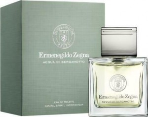 ERMENEGILDO ZEGNA ACQUA DI BERGAMOTTO 100ML EDT