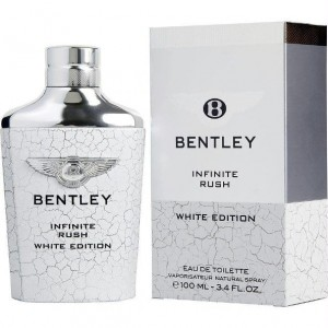 BENTLEY INFINITE RUSH WHITE 100ML EDT