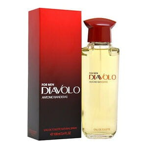 ANTONIO BANDERAS DIAVOLO 100ML EDT