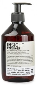 INSIGHT FEELINGS DEZYNFEKUJĄCY ŻEL DO RĄK 400ML