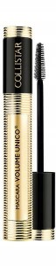 COLLISTAR MASCARA VOLUME UNICO BLACK 13ML CZARNY