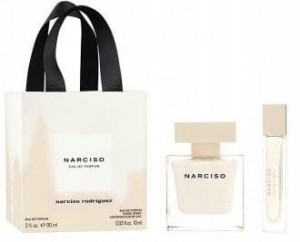 ZESTAW NARCISO RODRIGUEZ FOR HER 90ML EDP + 10ML